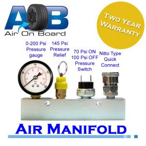 Complete Air Manifold Set